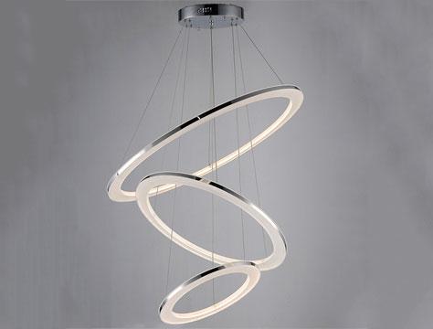 LED люстры