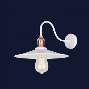 Светильники бра в стиле лофт 752W836F3-1 WH