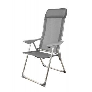 Кресло-шезлонг Levistella GP20022010 GRAY