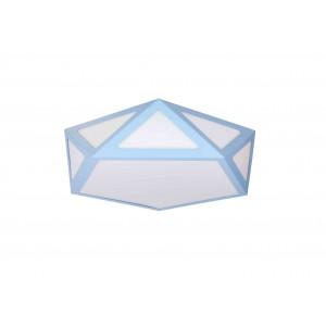 Припотолочные светодиодные люстры Levistella 752L66 BLUE
