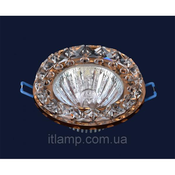 Врезной светильник со стеклом Levistella 716222