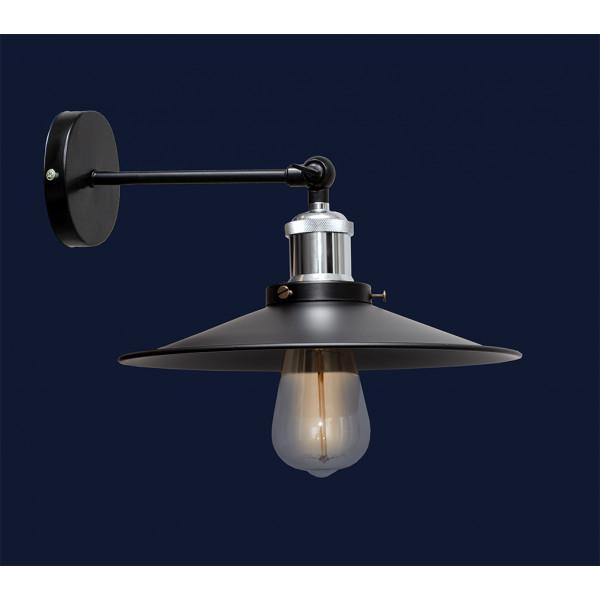 Светильники лофт Levistella 752WPB9F1-1 BK(260)