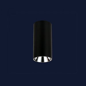 Светильник 90580COB-10W BK-CH