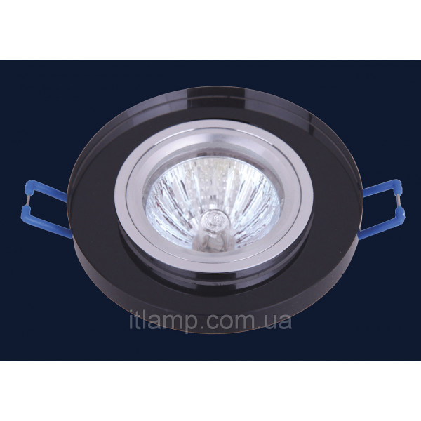 Врезной светильник со стеклом Levistella 705018