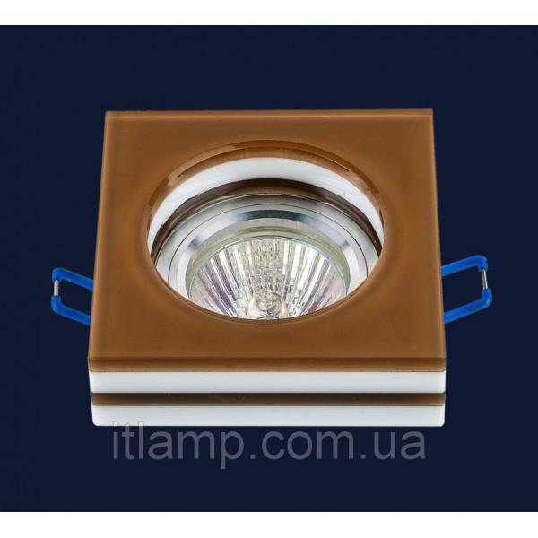 Врезной светильник со стеклом Levistella 705919