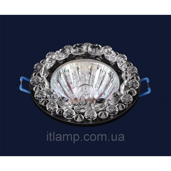 Врезной светильник со стеклом Levistella 716218