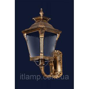 Светильник уличный бра 760VDJ098-M-W GB