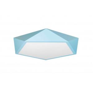 Припотолочные светодиодные люстры Levistella 752L76 BLUE