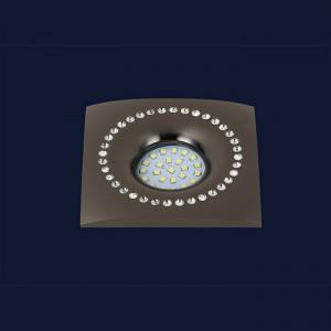 Точечный светильник 716MKD-C26F BK