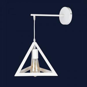 Светильники бра в стиле лофт Levistella 756W220F2-1WH