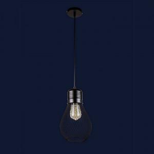 Люстры светильники 907007F-1 BK