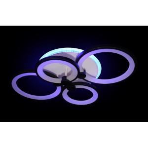 Припотолочные люстры LS 1811/4 BK LED