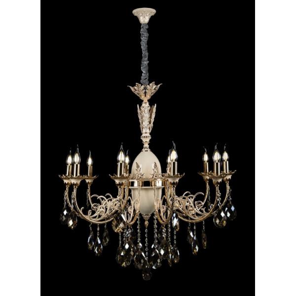 Классическая люстра с хрусталем Splendid-Ray 30-3853-15