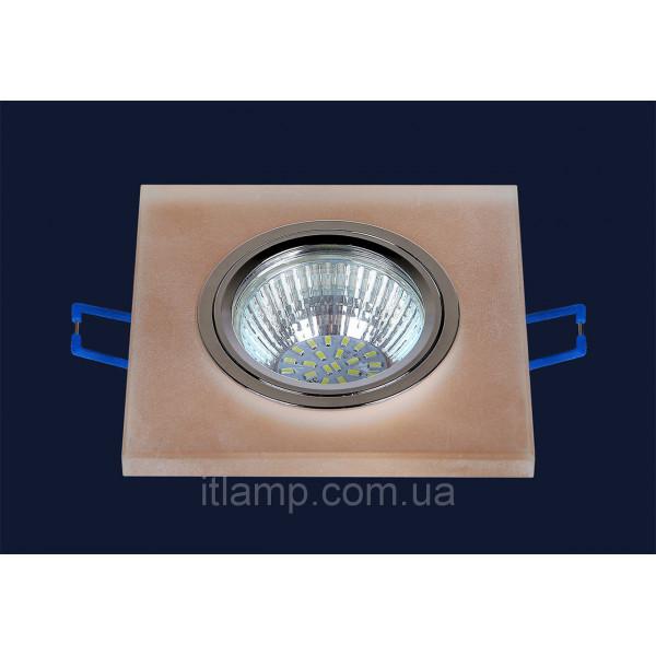 Точечный светильник квадрат 716MKD039