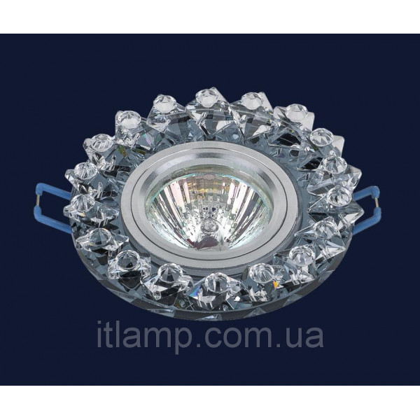 Врезной светильник со стеклом Levistella 716138