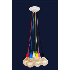 Люстра радуга LST 7527020-8 RGB