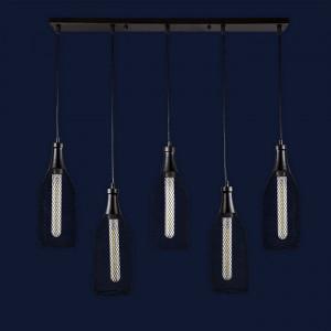 Люстры светильники Levistella 907003F-5 BK (700)