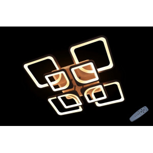 Люстры припотолочные  Linisoln 5543/4+4 CF Dimmer