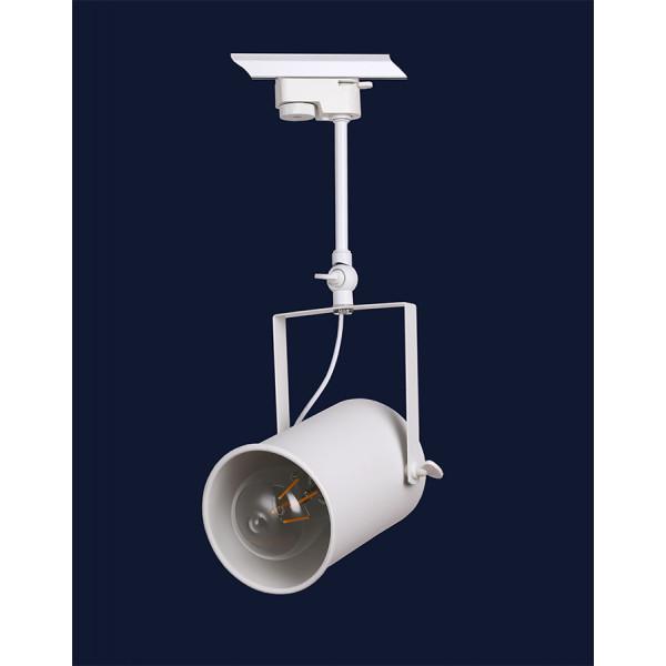 Светильники лофт 7521207B-1 WH (трек)
