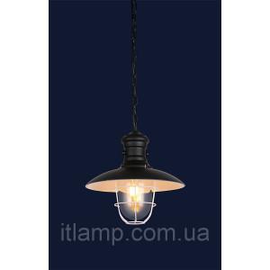 Люстра фонарь Levistella 7529102-1 BK