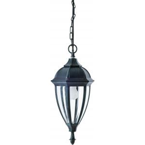 Уличный фонарь подвесной LusterLicht 1355S California I
