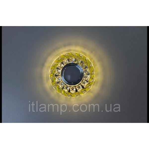 Врезной светильник Linisoln XF002 Yellow