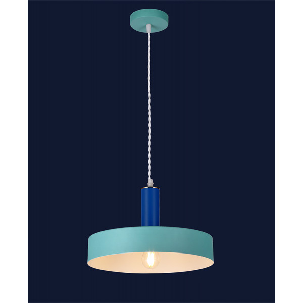 Лофт люстры Levistella 7529516 BLUE-INDIGO