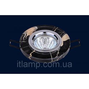 Врезной светильник со стеклом 705538