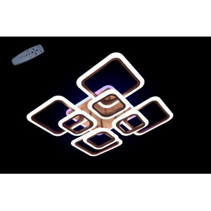 Люстры светодиодные Linisoln 5588-4+4CF LED 3COLOR Dimmer