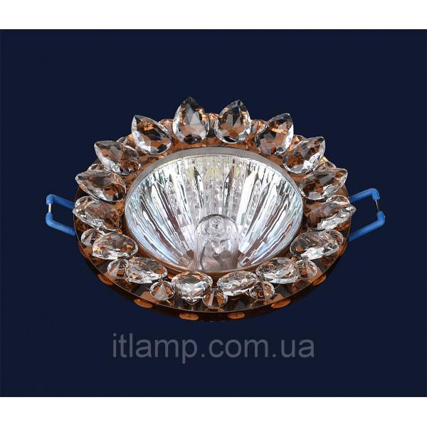 Врезной светильник со стеклом Levistella 716252