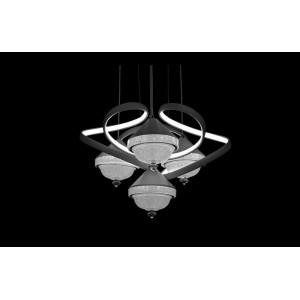 Светодиодная люстра Linisoln 9042-4