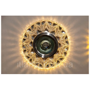 Врезной светильник LS 7031B White Led