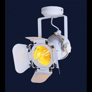 Люстра - прожектор в стиле лофт 75218 WH