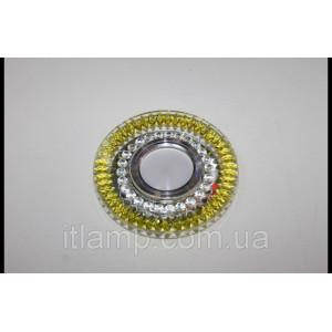Врезной светильник LS XF001 Yellow