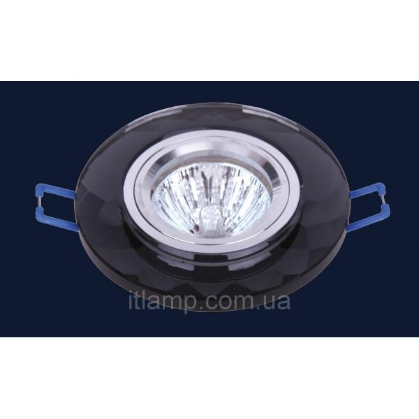 Врезной светильник со стеклом 705058