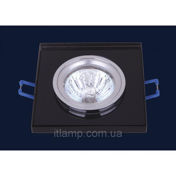 Врезной светильник со стеклом 705108