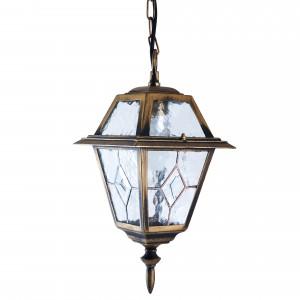 Уличный фонарь подвесной LusterLicht 1365-A Faro I