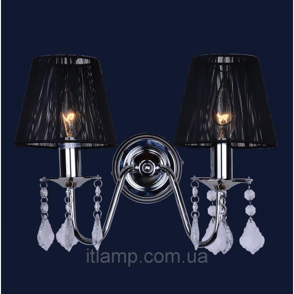 Светильники в спальню 720W4002WH-2WH BLACK