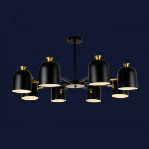 Светильники лофт Levistella 756LPR1027-8 BK