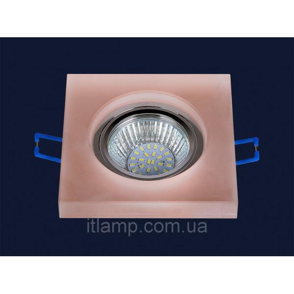 Точечный светильник квадрат 716MKD049