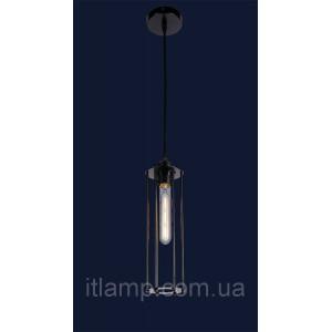 Светильник в стиле лофт 7521206-1 BK