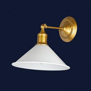 Светильники бра в стиле лофт 752W839F-1 GD+WH