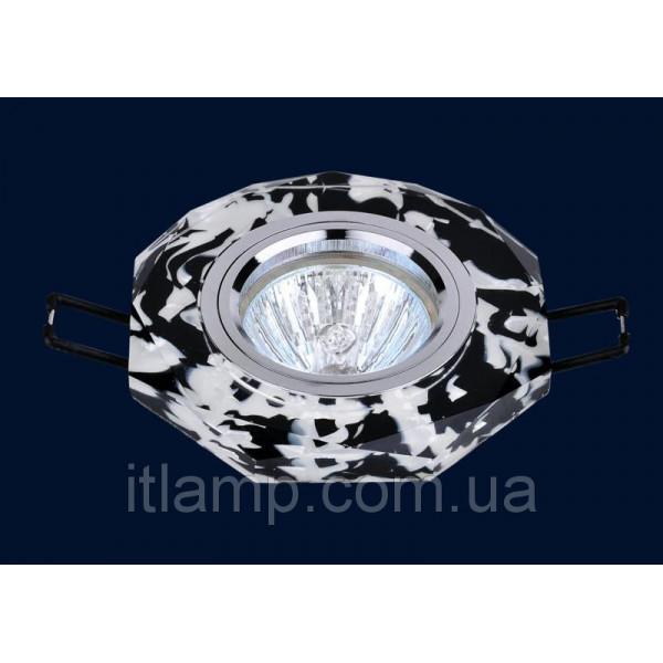 Врезной светильник со стеклом 705578