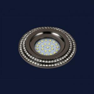 Точечный светильник 716MKD-C28F BK