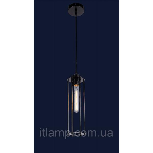 Светильник в стиле лофт Levistella 7521206-1 BK