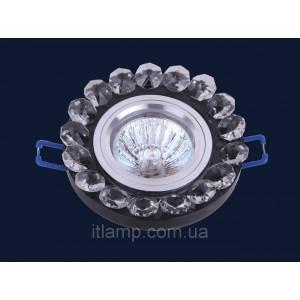 Врезной светильник со стеклом 705208