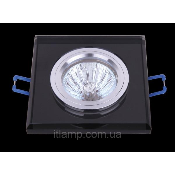 Врезной светильник со стеклом 705118