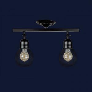 Люстры светильники Levistella 907X004F-2 BK