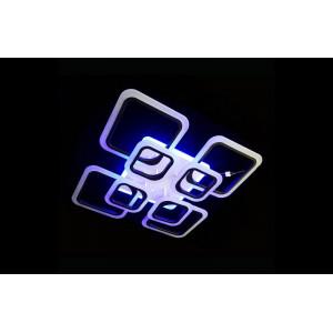 Светодиодные люстры Linisoln 5588-4+4 LED 3COLOR Dimmer