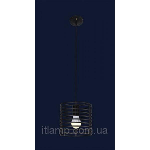 Черный подвес на 1 лампочку7079150_1LSTчерный